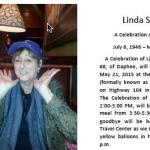 Linda Scott Memorial