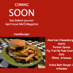 Coming – April Issue of NACS Magazine
