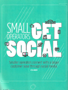 SOCIAL MEDIA TITLE PAGE